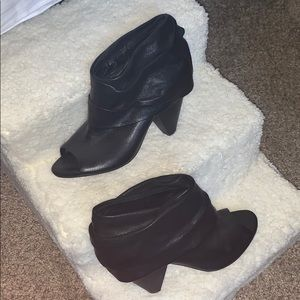 Vince Camuto low booties
